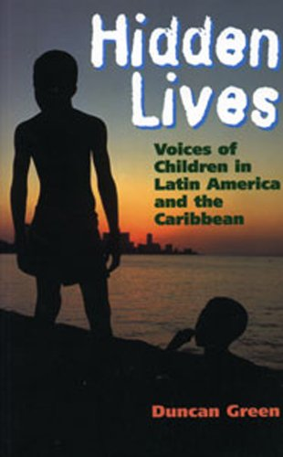 9781896357140: Hidden Lives: Voices of Children in Latin America and the Caribbean