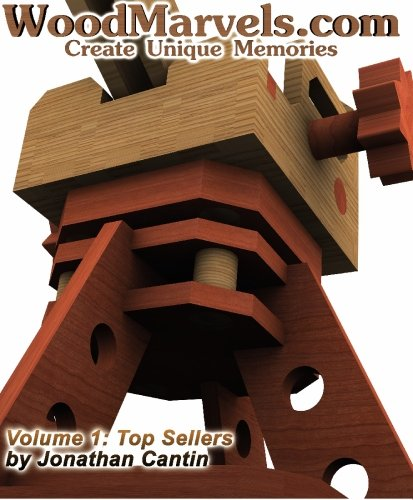 WoodMarvels.com, Volume 1: Top Sellers: Jonathan Cantin
