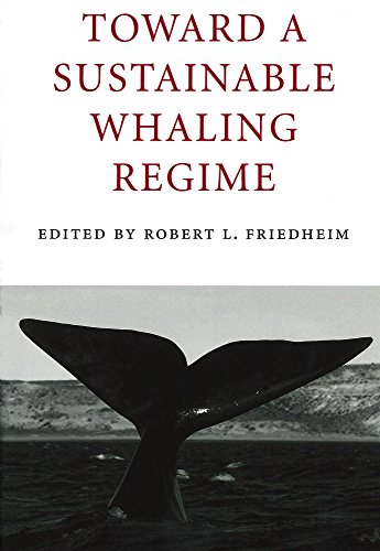 9781896445182: Toward a Sustainable Whaling Regime (Circumpolar Research Series)