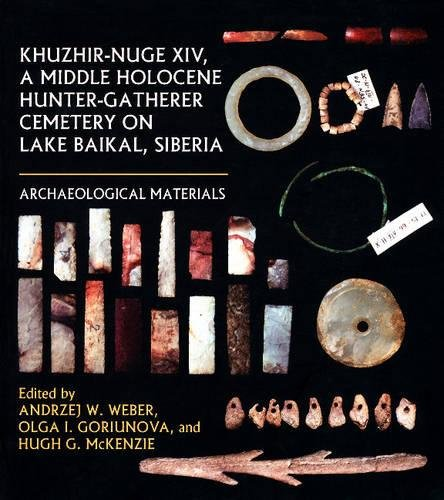 Khuzhir-Nuge XIV, a Middle Holocene Hunter-Gatherer Cemetery on Lake Baikal, Siberia: ...