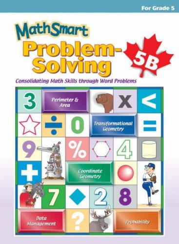 MathSmart: Problem-solving: Mathematics Supplementary Workbook: n/a