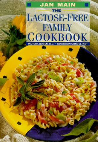 9781896503240: The Lactose-Free Family Cookbook