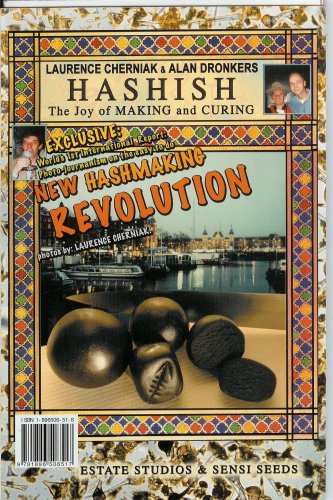 Hashish the Joy of Making and Curing: Laurence Cherniak &