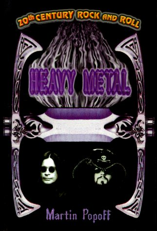 9781896522470: 20th Century Rock and Roll: Heavy Metal