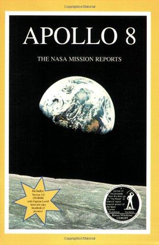 9781896522661: Apollo 8: The NASA Mission Reports (Book and CD)