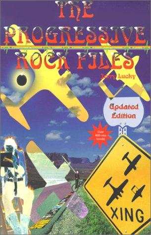 9781896522708: The Progressive Rock Files