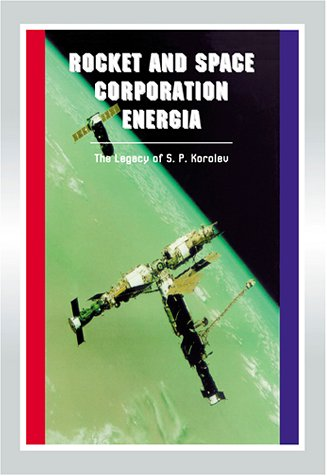 Rocket And Space Corporation Energia: Apogee Books
