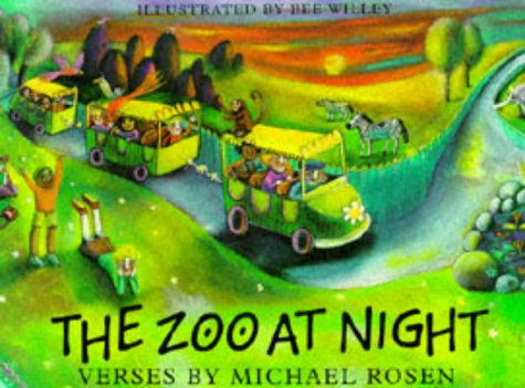 9781896580005: The Zoo at Night