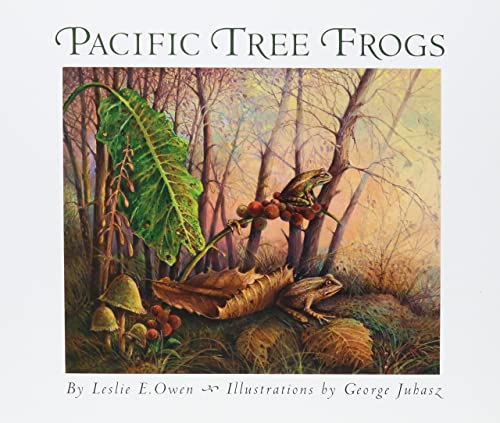 9781896580425: Pacific Tree Frogs