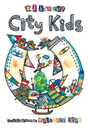 9781896580449: City Kids: Street and skyscraper rhymes