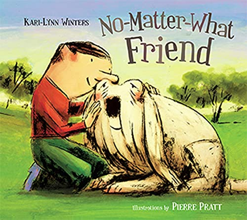 No-Matter-What Friend: Winters, Kari-Lynn