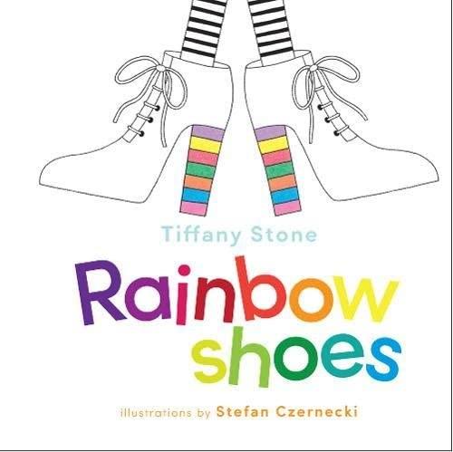 9781896580852: Rainbow Shoes