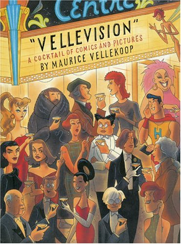 9781896597102: Vellevision: A Cocktail of Comics and Pictures
