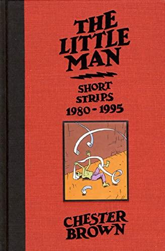 9781896597164: The Little Man: Short Strips, 1980-1995