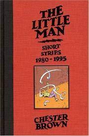 9781896597171: The Little Man : Short Strips 1980-1995