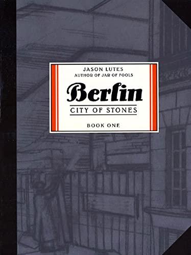 9781896597294: Berlin: City of Stones: Book One (Part 1)