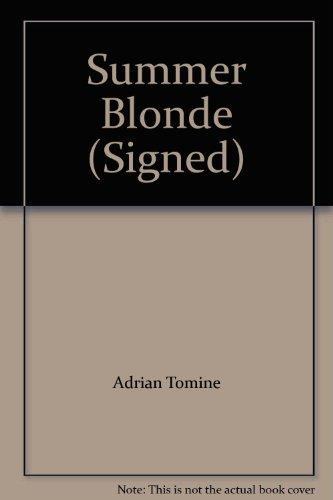 9781896597508: Summer Blonde (Signed)