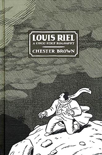 9781896597638: Louis Riel: A Comic-Strip Biography