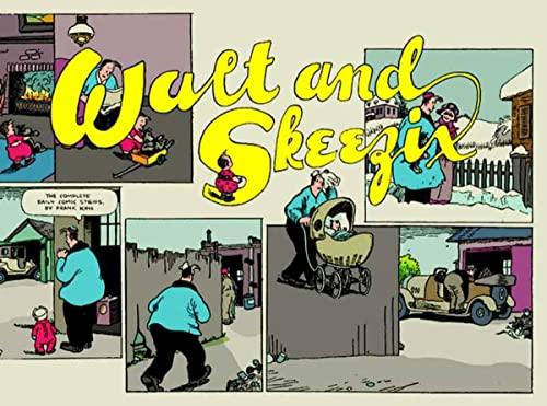 Walt and Skeezix: Book One, 1921 & 1922 (Bk. 1)