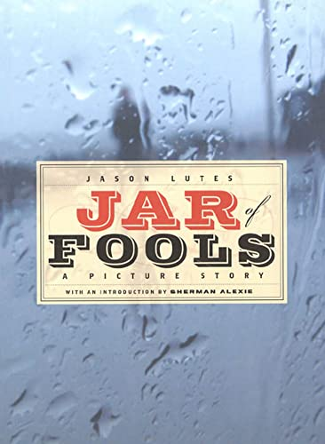 9781896597720: Jar of Fools: A Picture Story