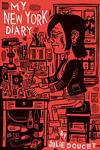 My New York Diary (1896597831) by Julie Doucet