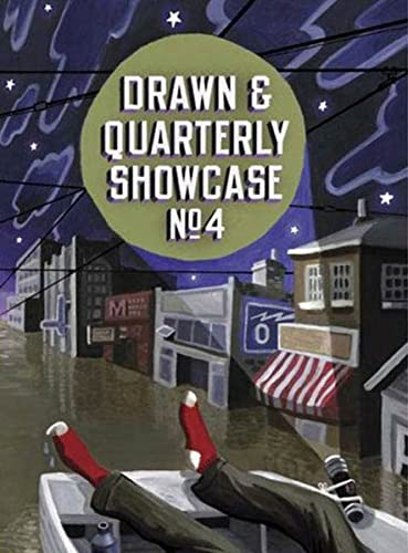 Drawn & Quarterly Showcase: Book Four (Bk. 4)