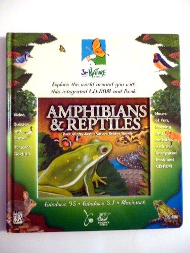 Amphibians & Reptiles/Cd Rom & 100 page book: Gunzi, Christiane