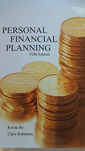 9781896691497: Personal Financial Planning (US Edition)