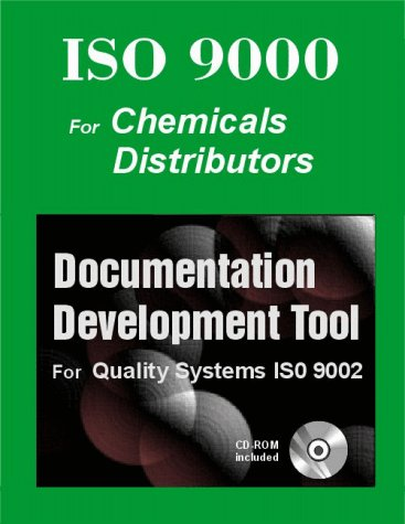 9781896712147: ISO 9000 for Chemicals Distributors, Documentation Development Tool and Model for Quality Systems ISO 9002