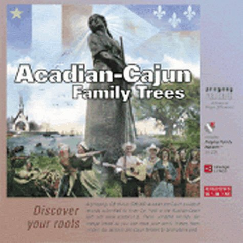 9781896716107: Acadian-Cajun Family Trees