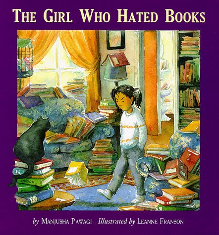 9781896764115: The Girl Who Hated Books