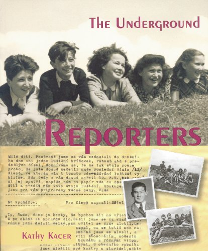9781896764856: The Underground Reporters (Holocaust Remembrance Series)