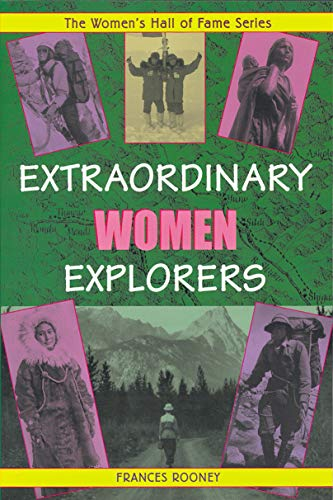 9781896764986: Extraordinary Women Explorers (Women's Hall of Fame)