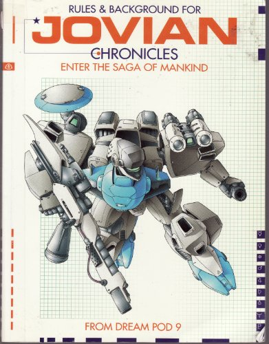 Jovian Chronicles Rulebook (Jovian Chronicles)