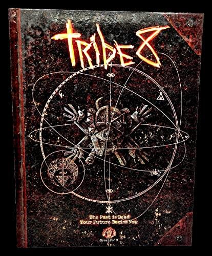 9781896776231: Tribe 8: Rulebook