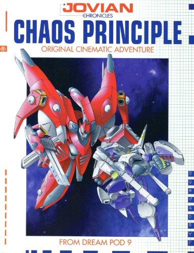 9781896776248: Jovian Chronicles : Chaos Principle: Original Cinematic Adventure