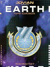 Planet Sourcebook - Earth (Jovian Chronicles)