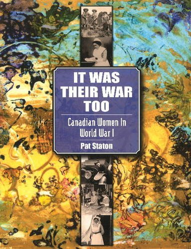 It Was Their War Too: Staton, Pat
