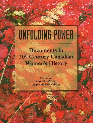 Unfolding Power: Staton, Pat; Fine-Meyer, Rose; Gibson, Stephanie Kim