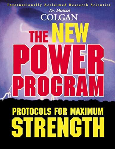 9781896817262: New Power Program: New Protocols for Maximum Strength