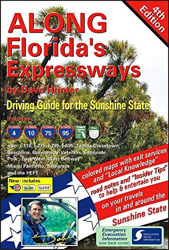 9781896819082: Along Florida's Expressways, 4th edition