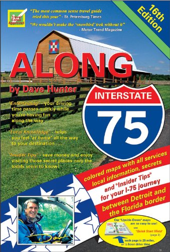 9781896819228: Along Interstate-75 (Along Interstate 75)
