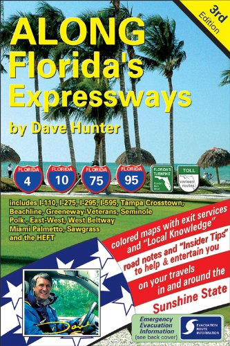 9781896819440: Along Florida's Expressways, 3rd edition