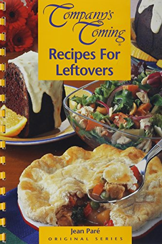Recipes For Leftovers: Pare, Jean