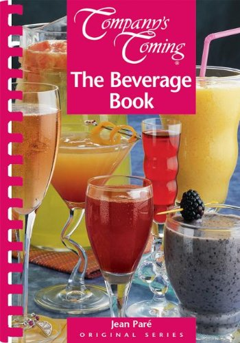 9781896891880: The Beverage Book (Company's Coming Original) (Original Series)