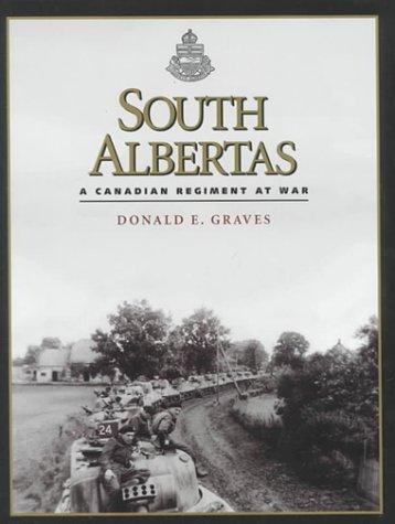 9781896941066: South Albertas: A Canadian Regiment at War