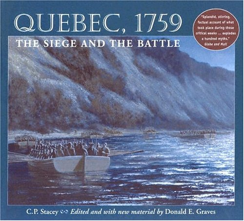 9781896941264: Quebec, 1759: The Siege and the Battle