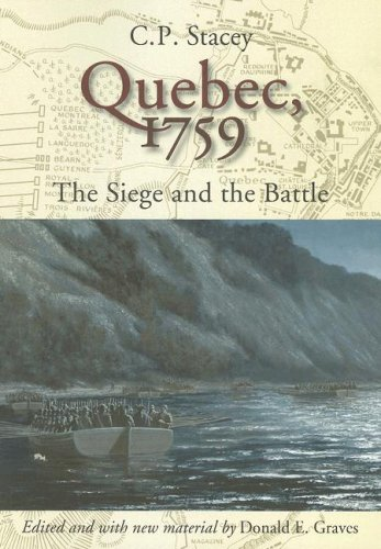 9781896941509: Quebec, 1759: The Siege and the Battle