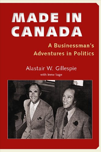 Made in Canada: Gillespie, Alastair W.; Sage, Irene