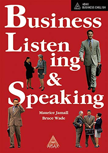 9781896942094: Business Listening & Speaking (Student Text)